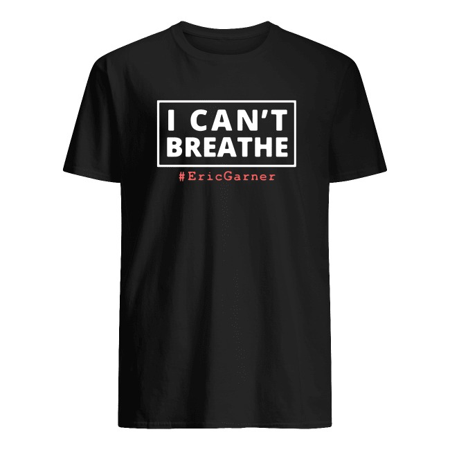 I CAN'T BREATHE JUSTICE FOR ERIC GARNER SHIRT