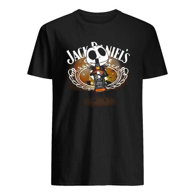 JACK SKELLINGTON AND JACK DANIELS SHIRT
