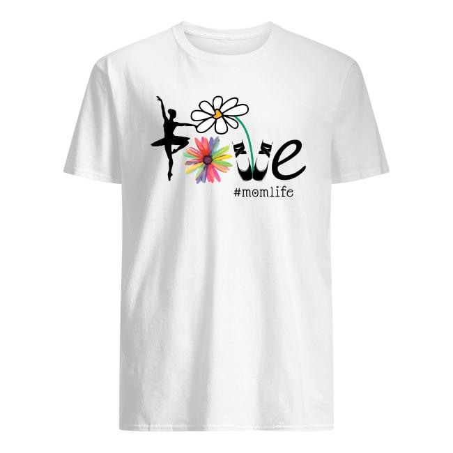 LOVE BALLET MOMLIFE SHIRT FLOWER SHIRT
