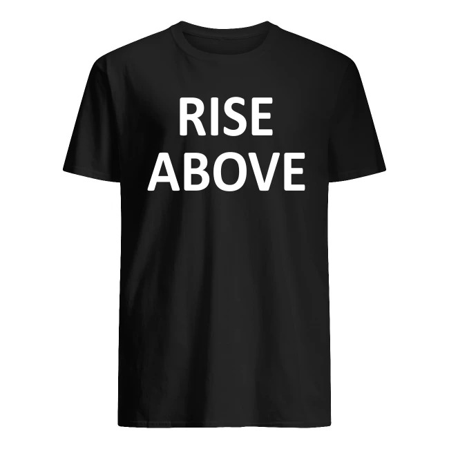 OBEY RISE ABOVE HEATHER GREY SHIRT