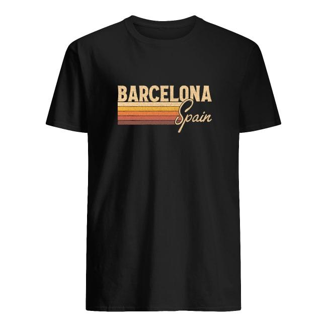 OFFICIAL BARCELONA SPAIN SHIRT