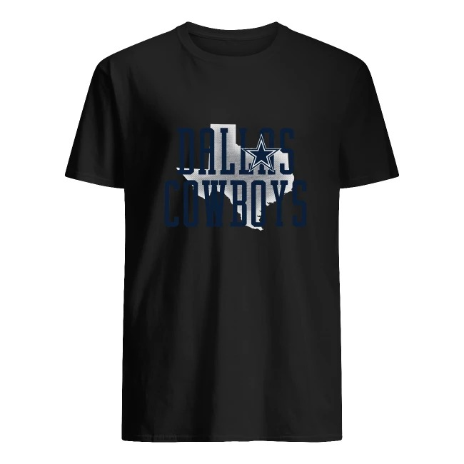 OFFICIAL DALLAS COWBOYS MERCHANDISING SHIRT