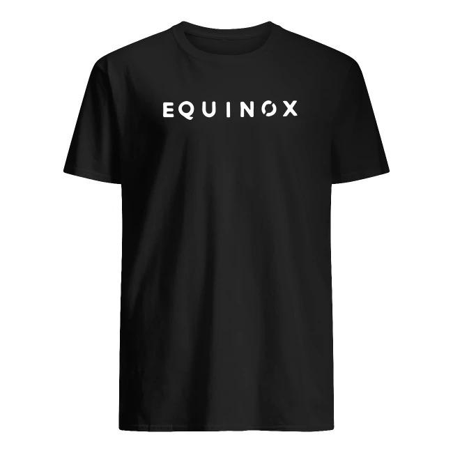 OFFICIAL EQUINOX GYM RUNNING SHIRT