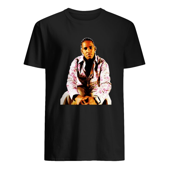 OFFICIAL R. KELLY FLOWER SHIRT