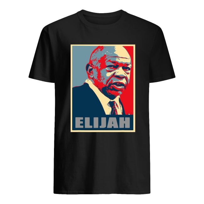 SUPPORT ELIJAH CUMMINGS BLACK DEMOCRATS CONGRESSMAN ELIJAH SHIRT