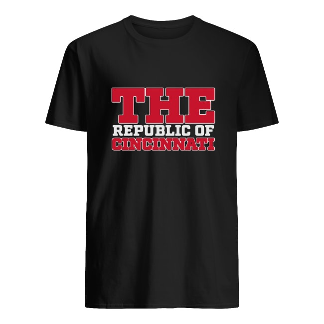 THE REPUBLIC OF CINCINNATI SHIRT