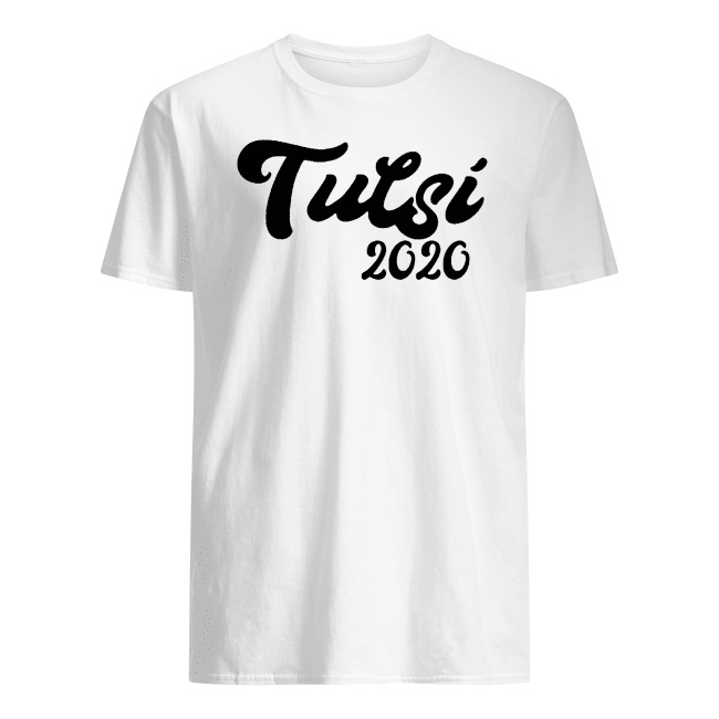TULSI GABBARD 2020 CAMPAIGN ELECTION DESIGN SHIRT