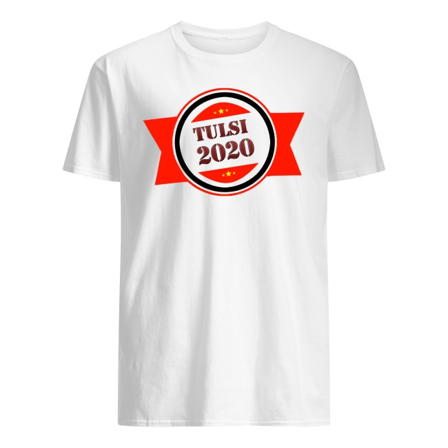 TULSI GABBARD 2020 VINTAGE SHIRT