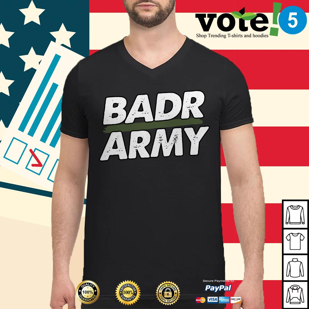 Official badr army Guys shirt