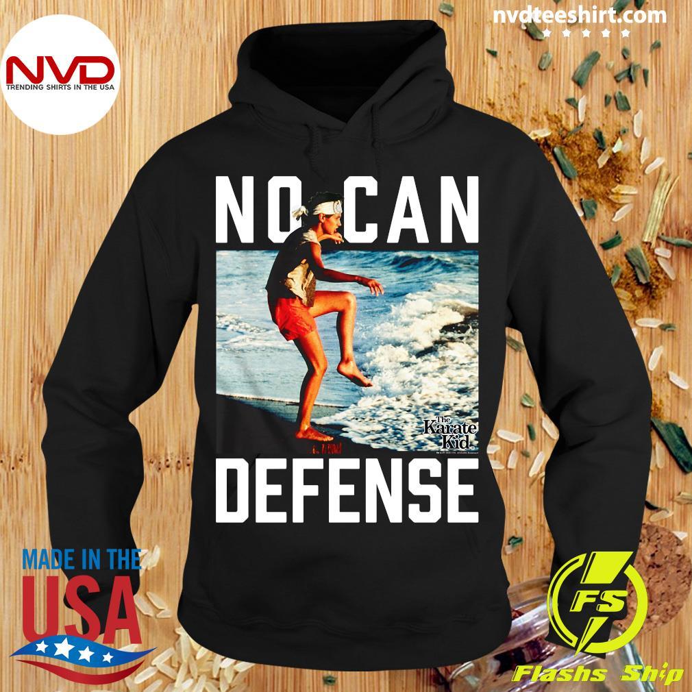 Funny No Can Defense KarateShirt