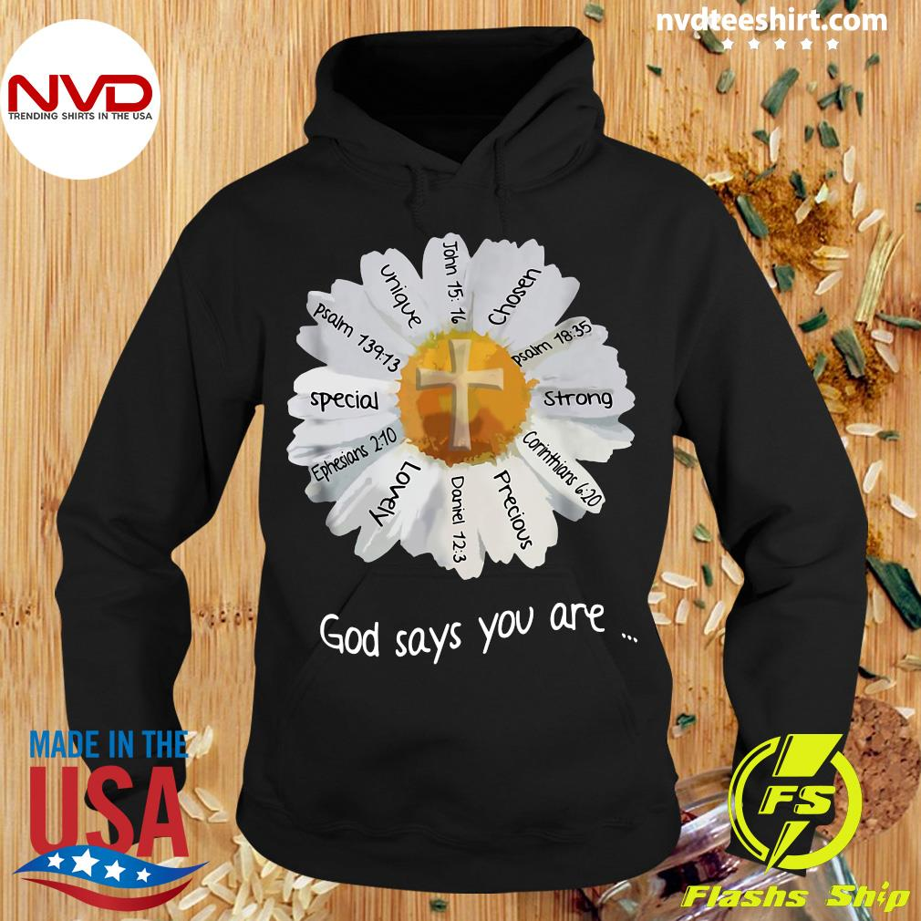 God Says You Are Special Lovely FunnyShirt