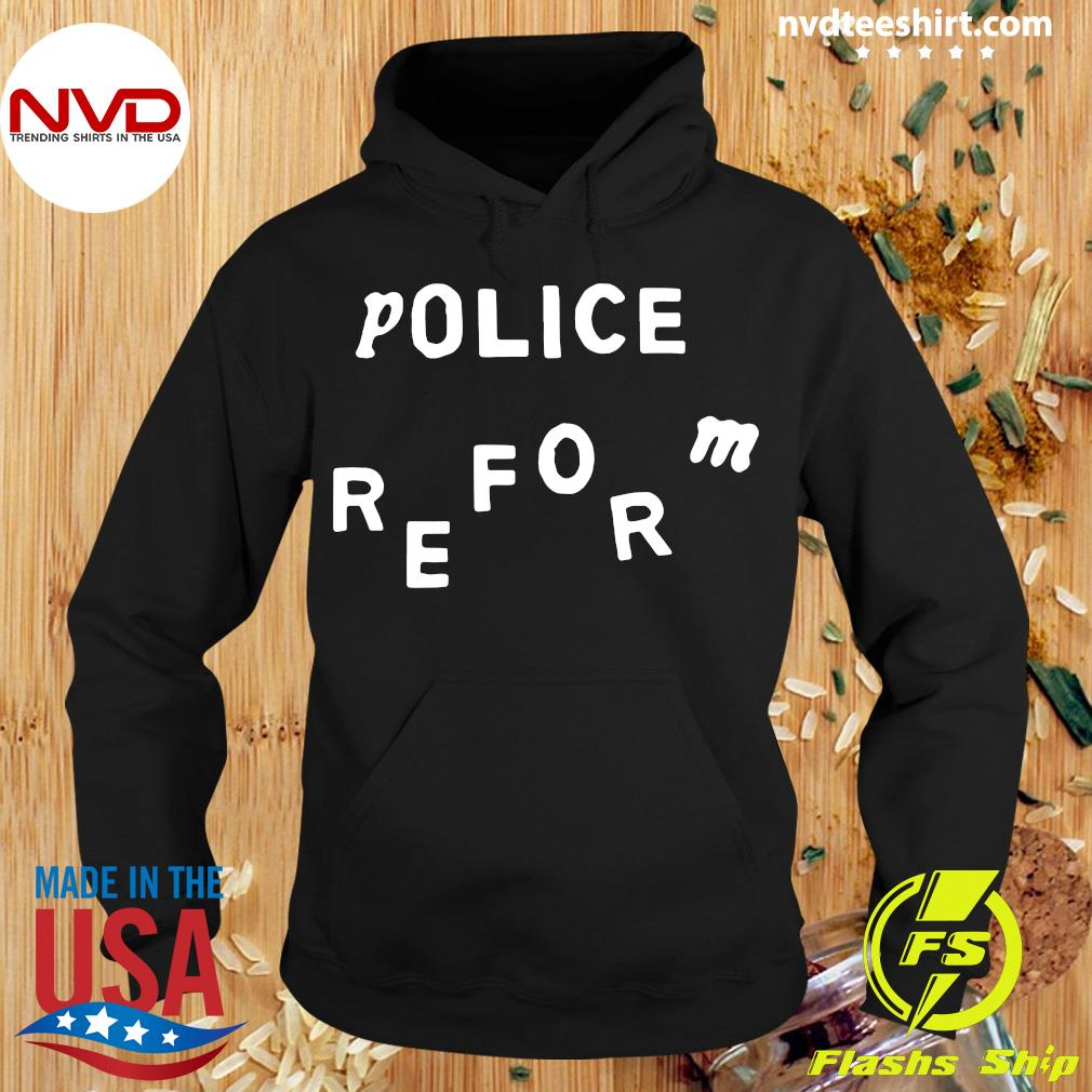 Official Police ReformShirt